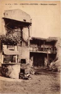 CPA Chatel-Guyon Maison rustique (720401)