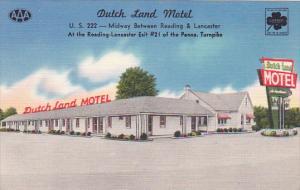 Pennsylvania Denver Dutch Land Motel