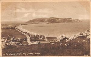 BR96511 llandudno from the little orme  wales