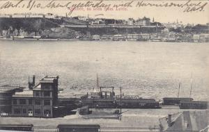 QUEBEC, Canada, PU-1910; Quebec As Seen From Levis
