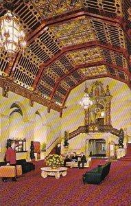 The Biltmore Hotel Los Angeles California Chicago Illinois