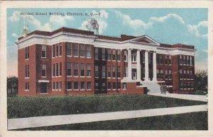 South Carolina Florence Contral School Building