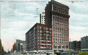 OH - Cleveland, Cuyahoga Building & Williamson Building