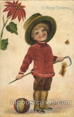 Children Postcard Post Card
