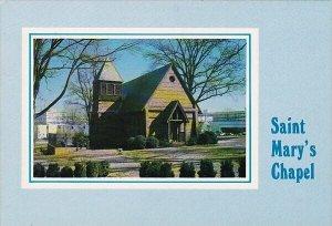 Saint Marys Chapel Thompson Park Charlotte North Carolina