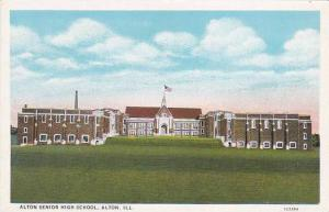 Alton Senior High School, Alton, Illinois, 1910-1920s