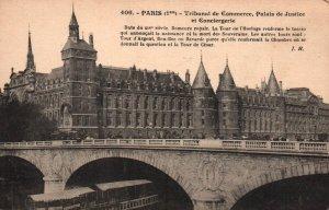 Tribunal de Commerce,Paris,France BIN