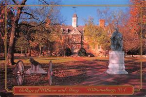College of William and Mary - Williamsburg, Virginia