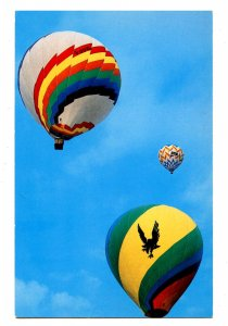 IN - Anderson. Hot Air Balloon Race