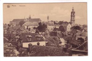 Black and White, Panorama, Mons, Belgium, Thill