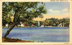 NY - Elmira. Eldridge Park