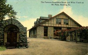 PA - Reading. Mt. Penn, Kuechlers Roost & Wine Vault