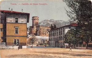B10009 trento castello del buon consiglio  italy