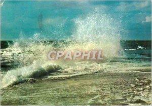 Postcard Modern Waves