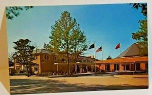 Vintage Postcard Williamsburg Lodge Conference Center Virginia unposted   757