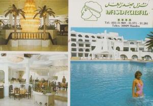 Hotel Hasdrubal Hasdru Tunisia Postcard