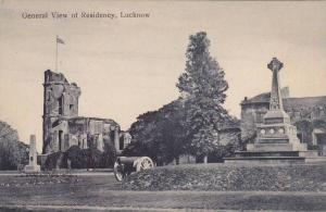 Lucknow , state of Uttar Pradesh, India , 00-10s : General view of Residency