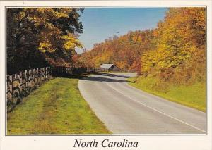 Picturesque Curves Are A Common Sight On An Auto Tour Through The Glorious No...