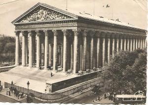 Postal 51194: PARIS - Iglesia de la Made