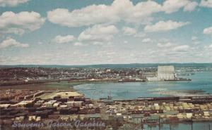 View of the Dock at Port Arthur,  Ontario,   Canada,  40-60s