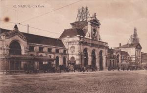 NAMUR, Belgium, 00-10´s ; La Gare