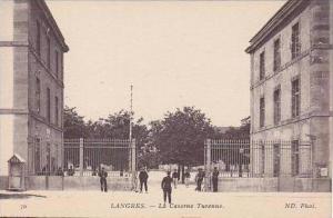 France Langres La Caserne Turenne