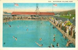 MT, Billings, Montana, Natatorium, Pool, No. A-50818