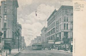 Summit Street , South , TOLEDO , Ohio , PU-1907