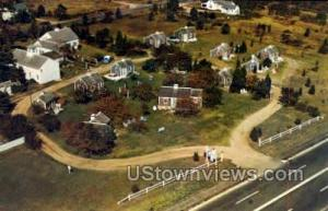 Wentworth Acres Motor Court Cape Cod MA 1957