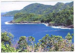 Tutuila Island: The Amalu Bay, American Samoa, 1980-1990s