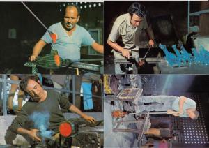 Mallorca Stove Factory Crafts 4x Spanish Postcard s