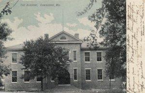 CAMBRIDGE , Maryland, 1907 ; The Academy