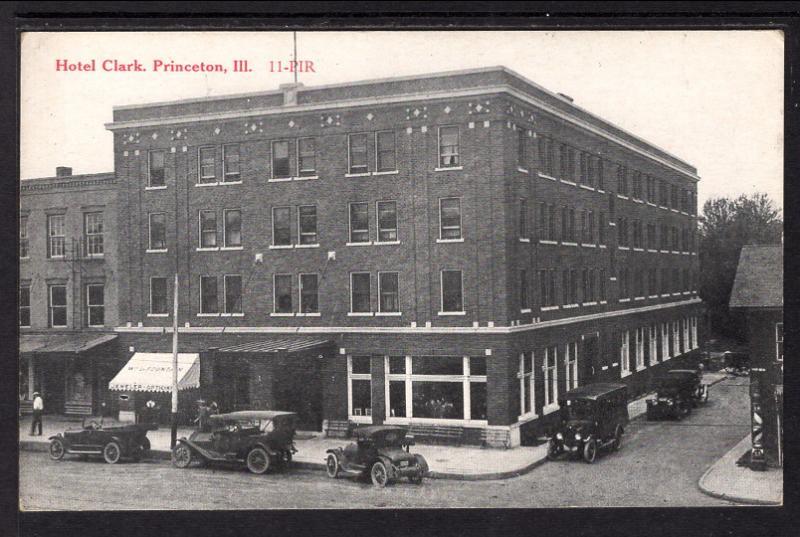 Hotel Clark,Princeton,IL