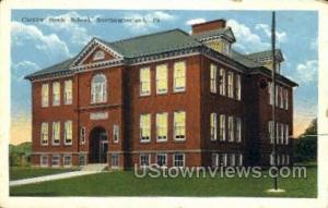 Charles Steele School Northumberland PA Unused