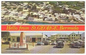 Hello From St.George, Bermuda , 40-60s