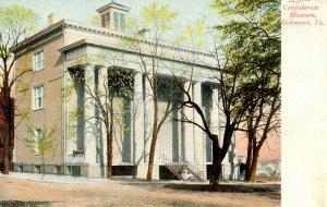 VA - Richmond. Confederate Museum
