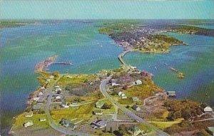 Maine Bailey Island Orrs Island 1968