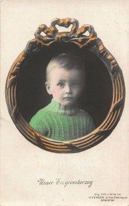 Unser Erigrossherzog Henri, Grand Duke of Luxembourg Postcard