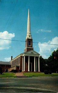 Mississippi Corinth First Baptist Church