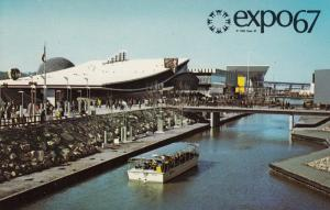 MONTREAL , Quebec, Canada, EXPO67 ; The Pavilion of Italy