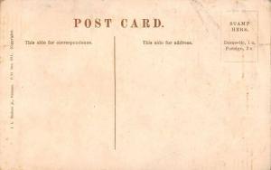 Cocle Panama View on Santa Maria River Antique Postcard J67817