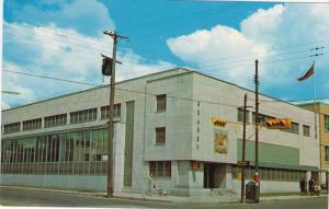 L'Edifice Federal, The Federal Building, GRANBY, Quebec, Canada, 40-60s