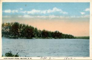 NH - Milton. Northeast Pond