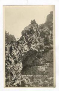 RP, Setting Turkey ,So.Cheyenne Canon,Colorado,1910-20s