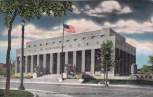 Missouri St Louis War Memorial Building