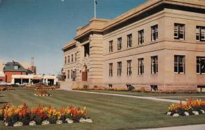 CALGARY , Alberta , Canada , 50-60s ; Court House