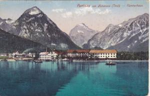 Pertisau am Achensee, Tirol, Furstenhaus, Austria, PU-1912