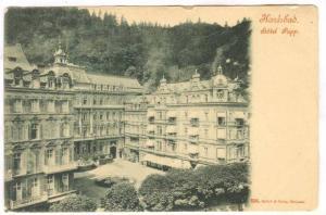 Hotel Pupp, Czech Republic, Germany, 1900-1910s