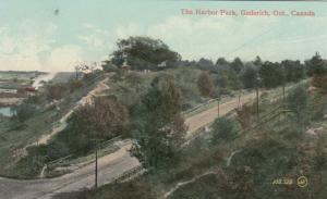 GODERICH , Ontario , Canada , 1900-10s ; The Harbor Park