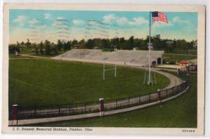 J.C. Donnell Stadiu, Findlay OH